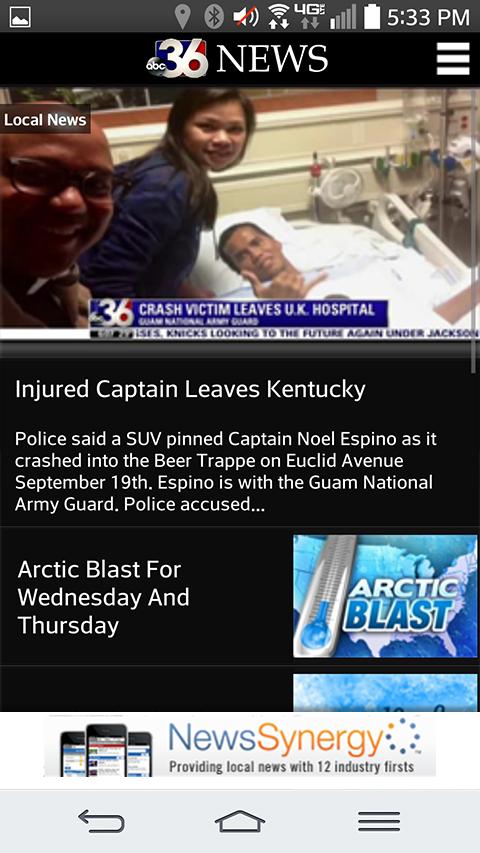 ABC36 - screenshot