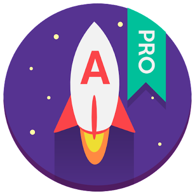 Astero PRO - Icon Pack