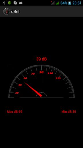 Шумомер decibel meter