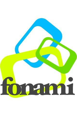 Fonami- screenshot