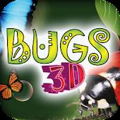 Popar Bugs 3D Book