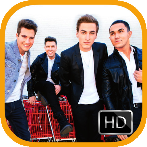 Big Time Rush 2014 Wallpaper - screenshot