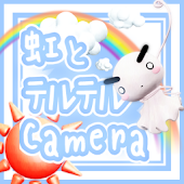 Rainbow And Teruteru Camera