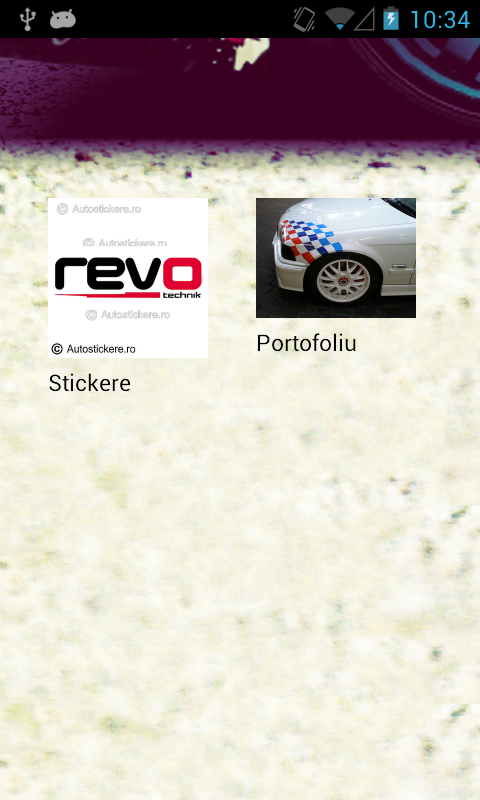 AutoStickere- screenshot