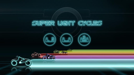 Super Light Cycles