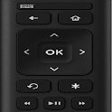 Roku Remote with Voice icon