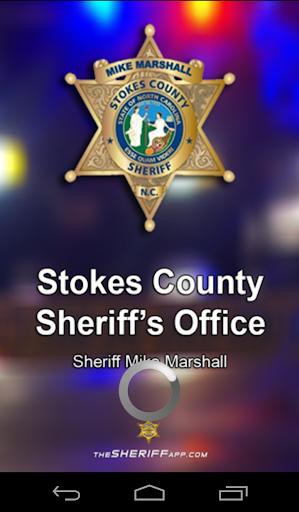 Stokes County NC Sheriff