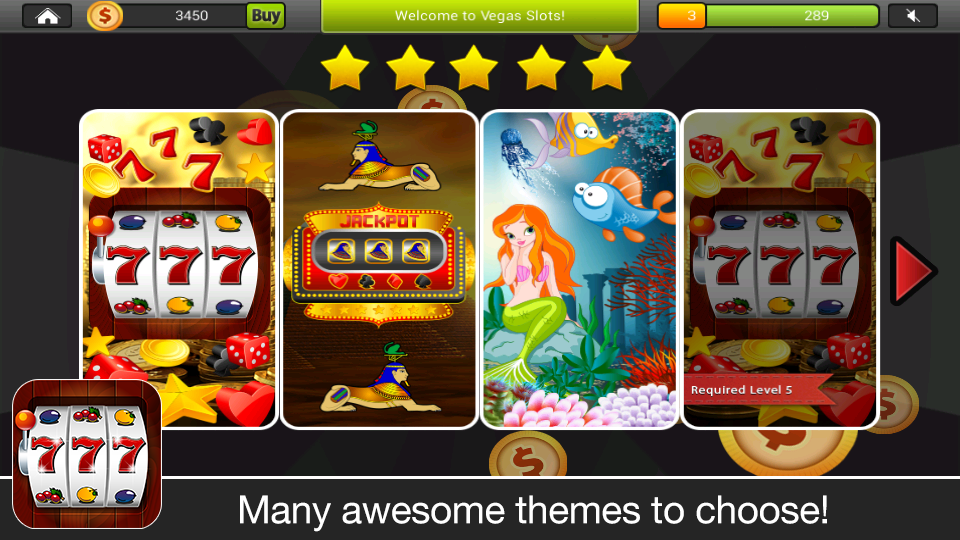 777 slots apps for android