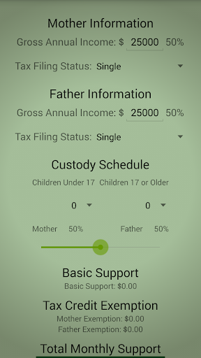 Simple Idaho Child Support