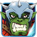 Angry Heroes Online logo
