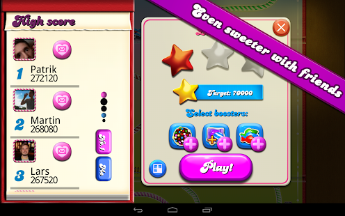Candy Crush Saga Screenshot 22