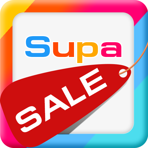 Supa Sale 購物 App LOGO-APP試玩