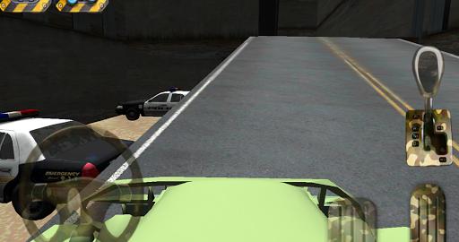 玩賽車遊戲App|停车3D - 军争车位免費|APP試玩