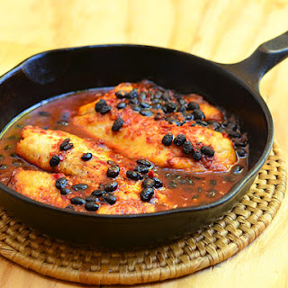 Tilapia in Black Bean Garlic Sauce