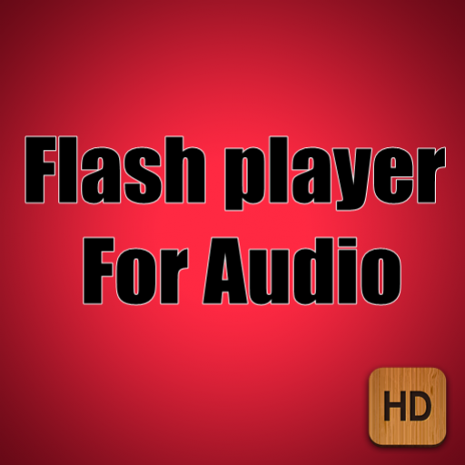 flash player for audio