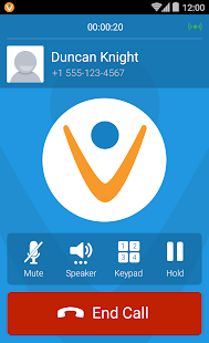 Vonage Extensions- screenshot thumbnail