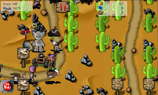 Toon Defense apk v1.01 - Android