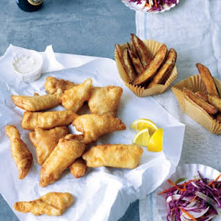Beer-Battered Fish.