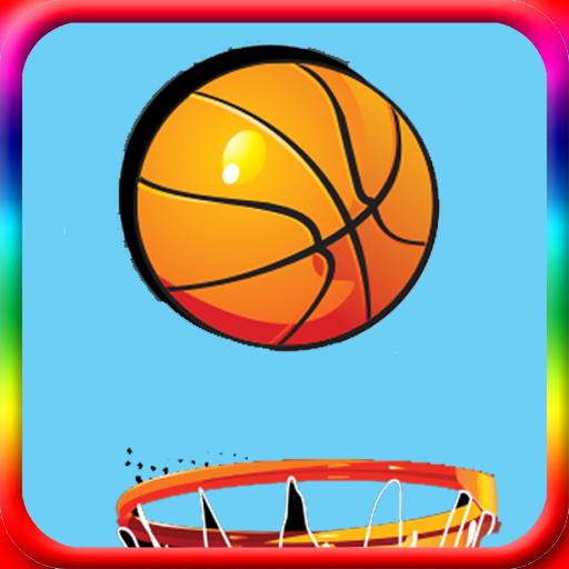 最好的籃球遊戲 LOGO-APP點子