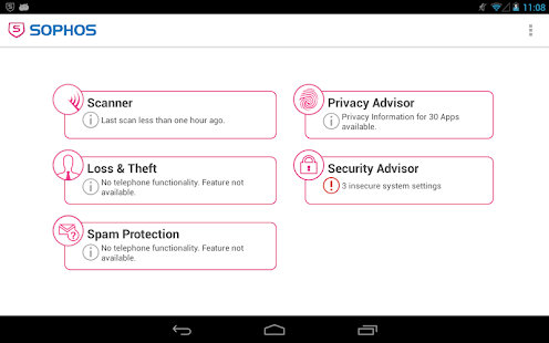 Free Antivirus and Security - screenshot thumbnail