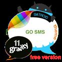 GOSMSTHEME Batroid (free) icon