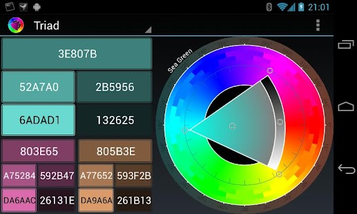 Colour Wheel- screenshot thumbnail