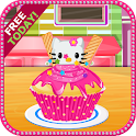 Delicious Tornie Cup Cakes icon