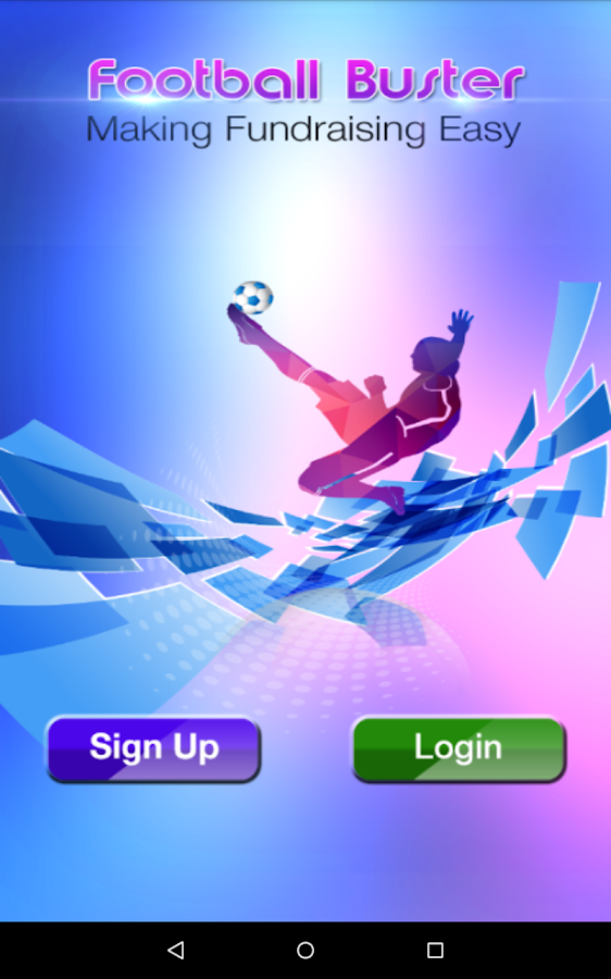 FootballBuster- screenshot