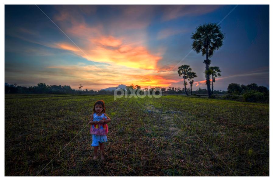 kid by Ravuth Um - Babies & Children Children Candids ( field, street, children, landscape, people )
