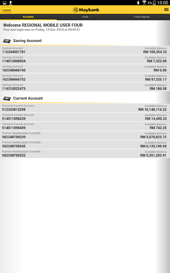 Maybank MY- screenshot