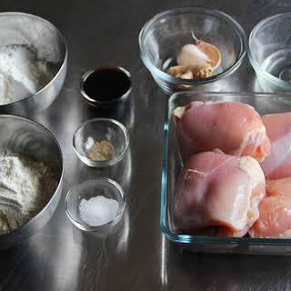 Karaage Sauce Recipes.