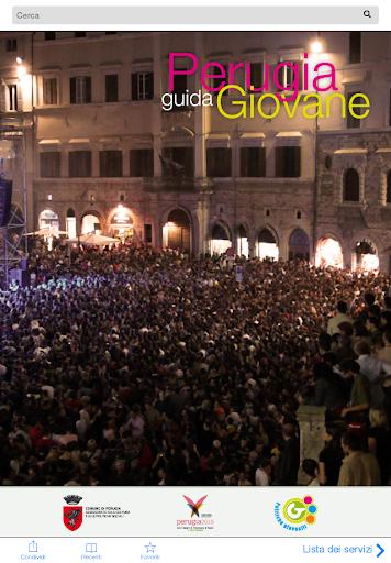 Perugia Guida Giovane