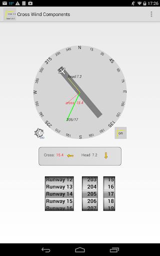 【免費工具App】Cross Wind Components-APP點子