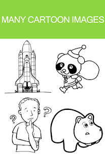 Cartoon Coloring Book Games - Android Apps on Google Play