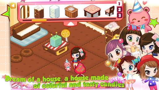 萌娃的可爱糖果屋
