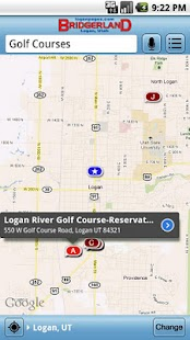 Logan Cache Utah - Bridgerland- screenshot thumbnail