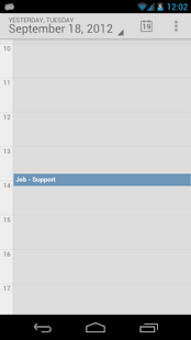 Quick Calendar Appointment- screenshot thumbnail
