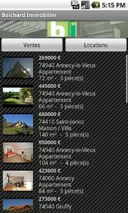 boichard immobilier- screenshot thumbnail