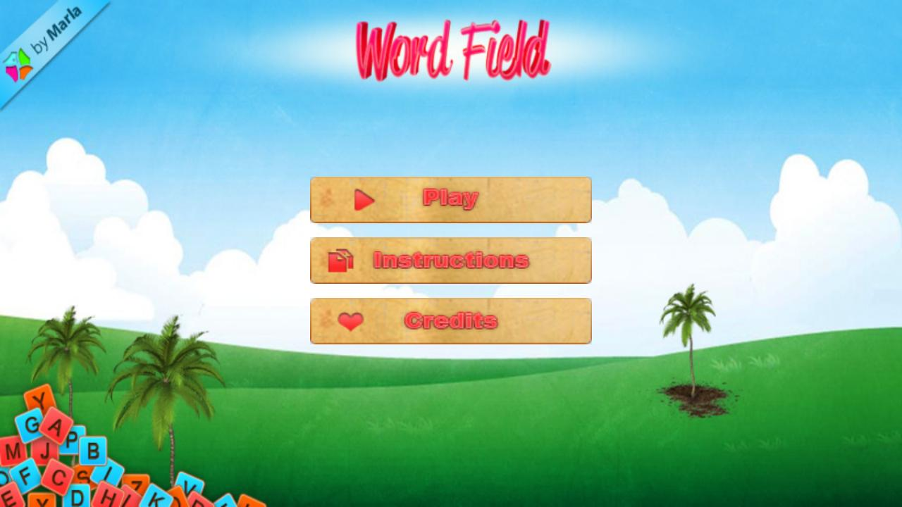 Learn English - Word Field - screenshot