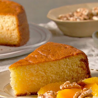 Greek Yogurt Cake.