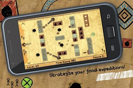 Doodle Food Expedition - screenshot thumbnail