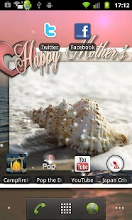 Mother's Day Free Live WP - screenshot thumbnail