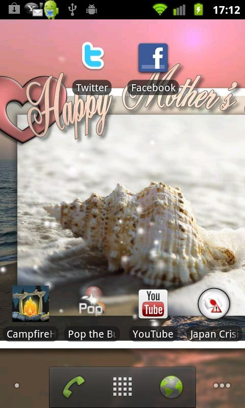 Mother's Day Free Live WP - screenshot