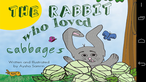 The Rabbit who loved cabbages
