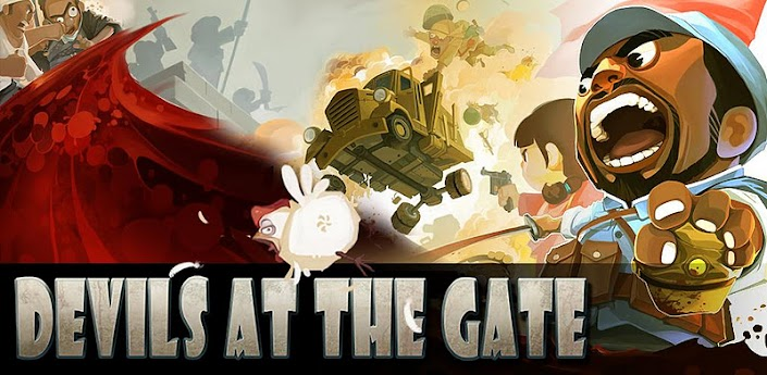 Скачать Devils At The Gate — отличная 3D игра в жанре Tower Defence