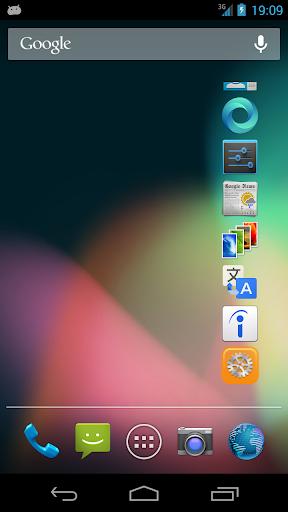 App List Widget
