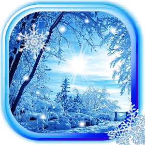 download winter snowfall live wallpaper apk on pc download android
