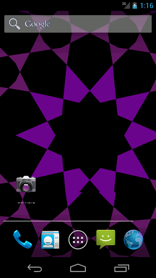 TorqueGeometric Live Wallpaper - screenshot