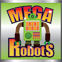 Mega Robots Slot Machine icon