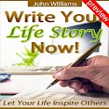Write Your Life Story Preview logo